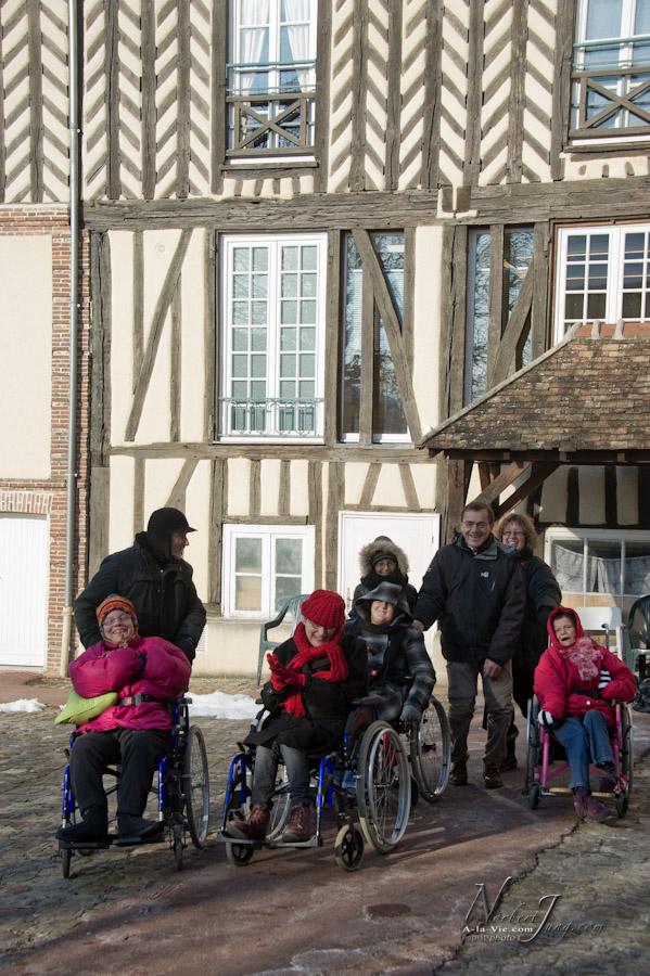 Célébration eucharistique pour les personnes malades à Verneuil