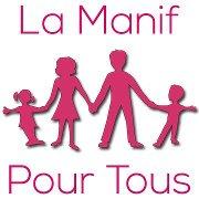 """Reportage photo de """"La Manif Pour Tous"""""""