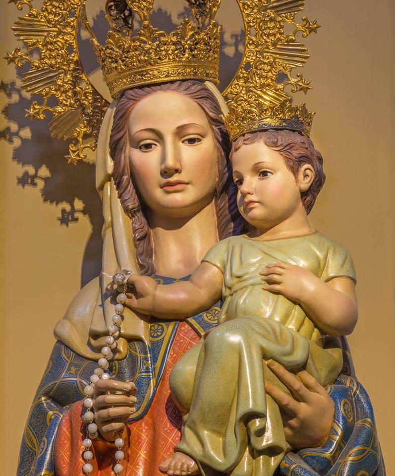 Prière à Notre Dame du Sacerdoce