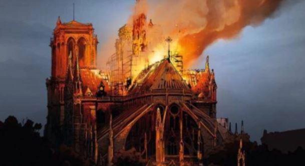 « Nous rendrons sa beauté à Notre-Dame »